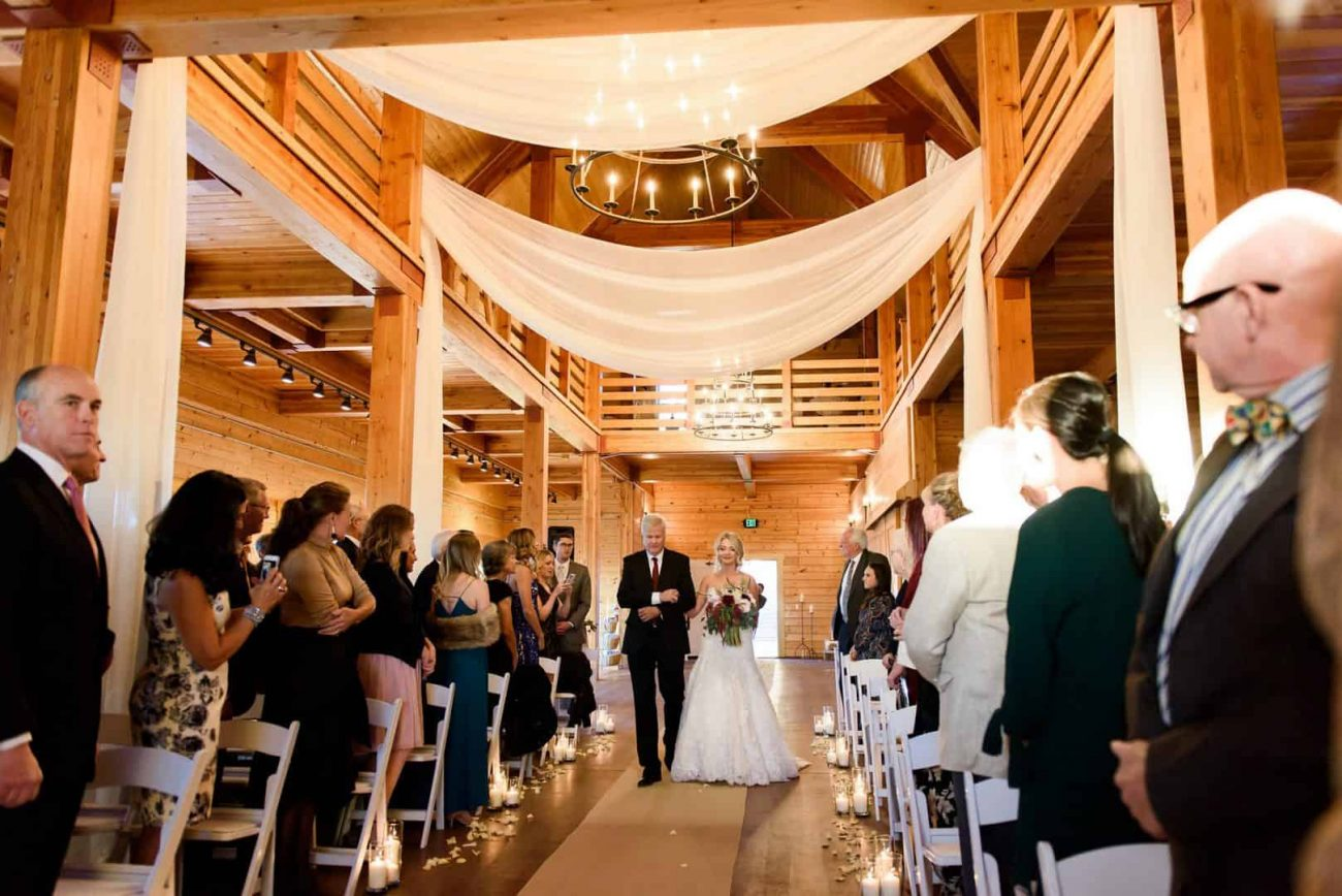 wedding and event venue at Flying Horse Ranch