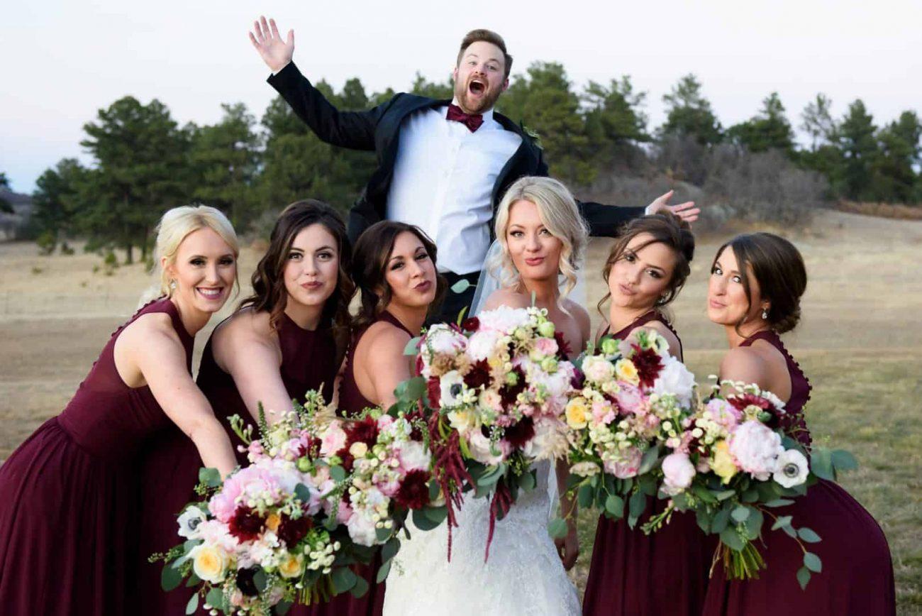 wedding events venue at an exclusive ranch in Colorado