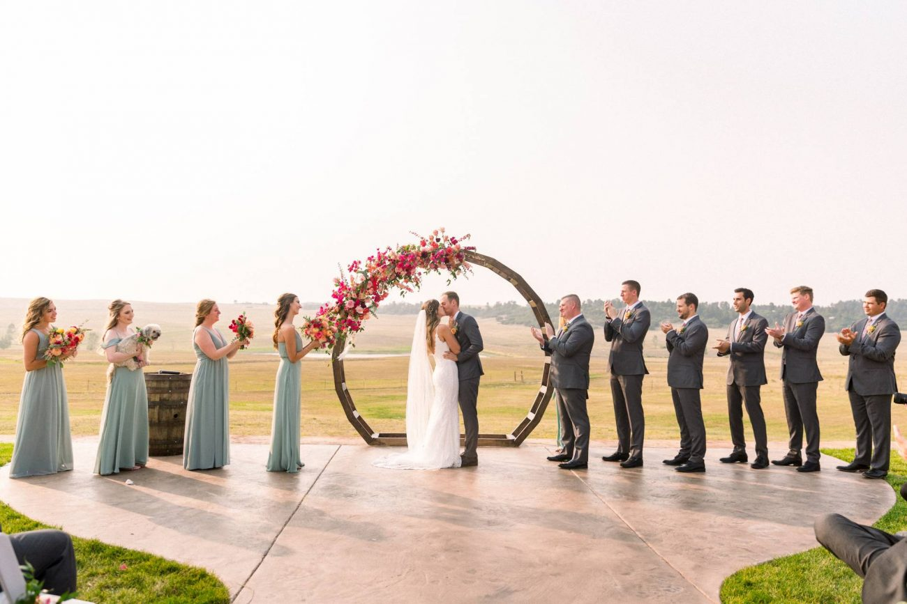 perfect place for outdoor weddings in Colorado
