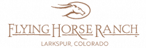 flying horse ranch logo